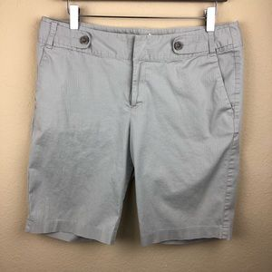 Calvin Klein Womens Shorts, Riley Khaki Size 12